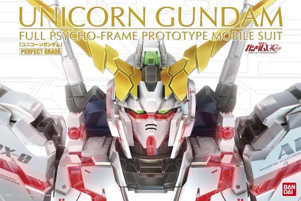 [PG] 1/60 Unicorn Gundam