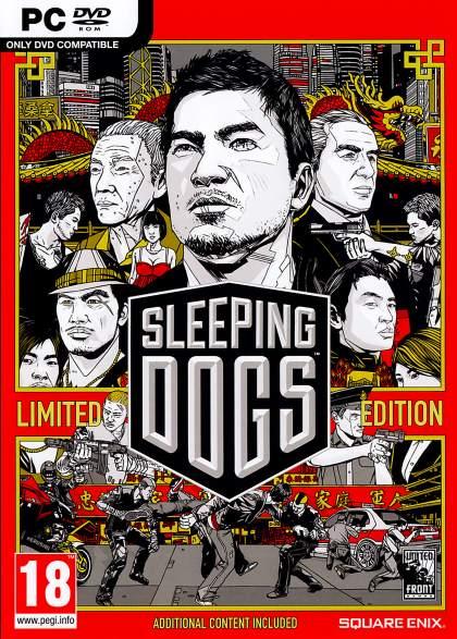 Sleeping Dogs ( 3 DVD )