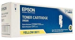 Epson S050611 Yelow Toner Cartridge