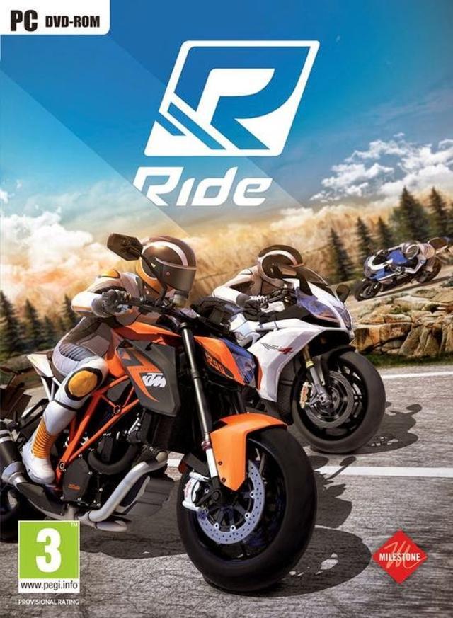 RIDE ( 4 DVD )