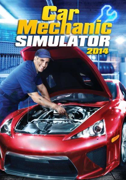 Car Mechanic Simulator 2014 ( 1 CD )