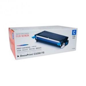 Fuji Xerox CT350568 ตลับหมึกโทนเนอร์ สีฟ้า Cyan Original Toner Cartridge