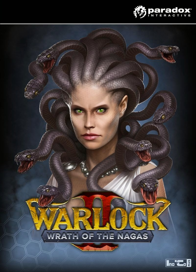 Warlock 2 Wrath of the Nagas ( 1 DVD )