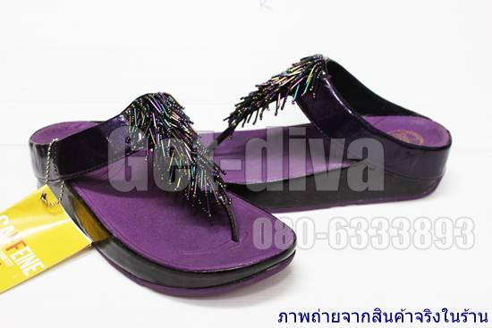 fitflop cha cha purple