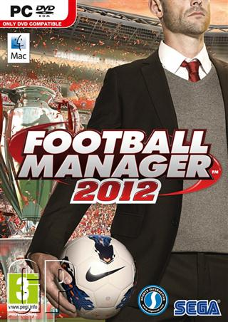 Football Manager 2012 ( 1 DVD )