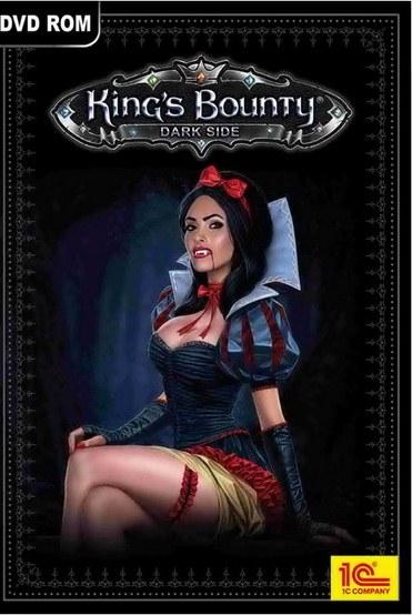 Kings Bounty Dark Side ( 1 DVD )