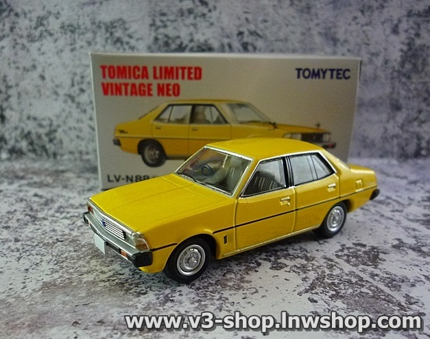 Tomica Limited Vintage NEO LV-N88b Galant Sigma Eterna 1600SL