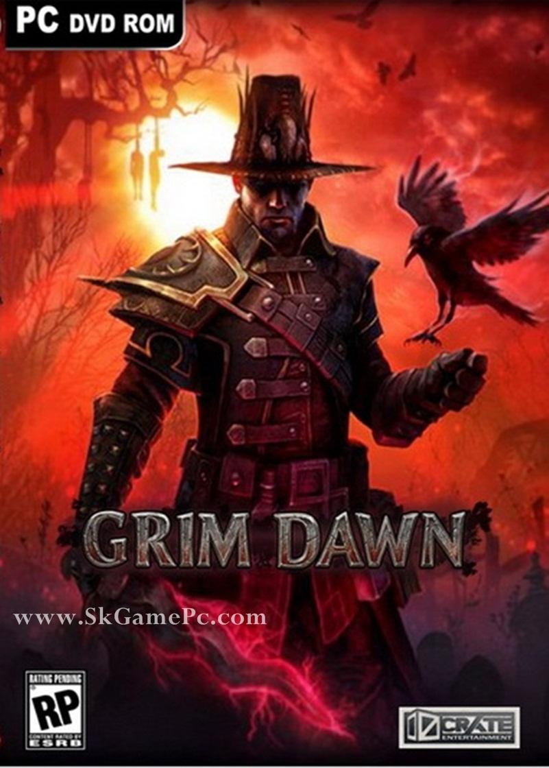 Grim Dawn ( 1 DVD )