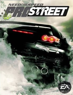 Need For Speed ProStreet ( 1 DVD )