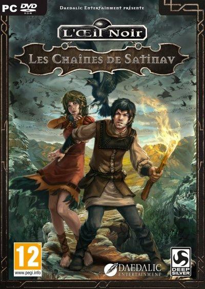 The Dark Eye Chains of Satinav ( 2 DVD )