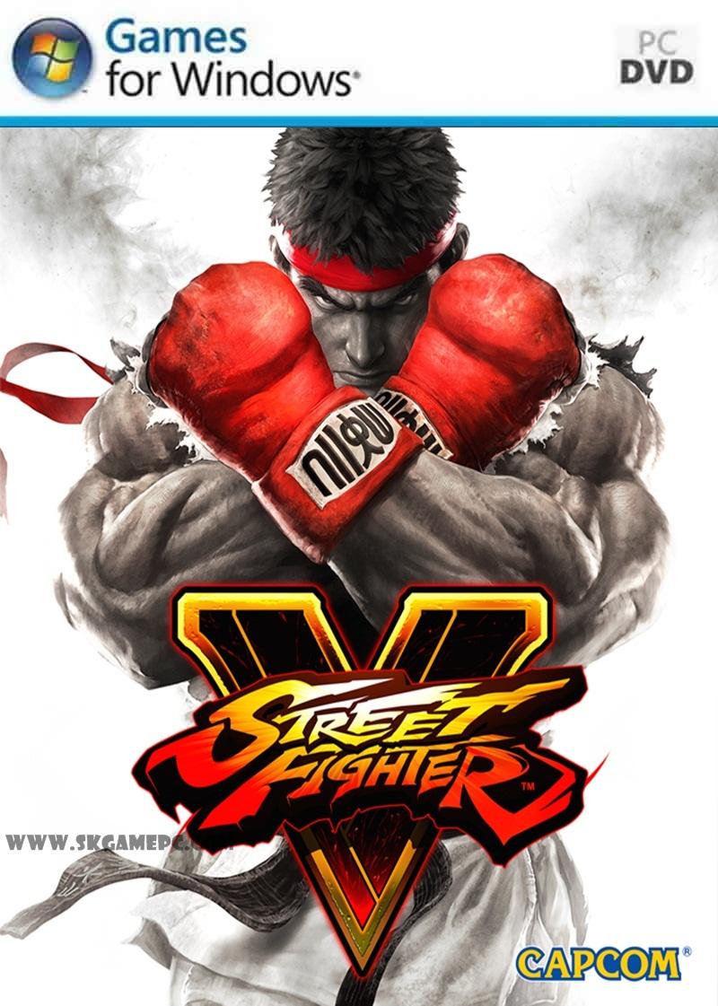 Street Fighter V ( 2 DVD )