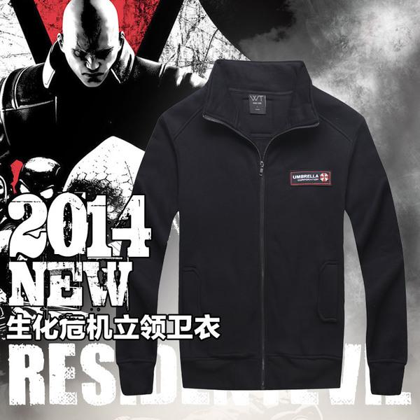 เสื้อแจ็คเก็ตกันหนาว Resident Evil
