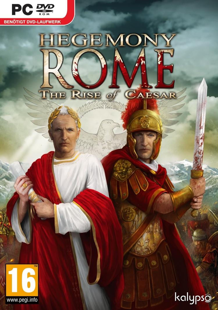 Hegemony Rome the rise of caesar ( 1 DVD )