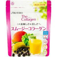 Shiseido The Collagen Smoothie Collagen ชิเซโด้ คอลลานเจนชนิดชง รสผลไม้รวมสมูทตี้ เปิดประสบการณ์ความงามจากคอลลาเจนผลไม้รวมจากดื่มง่ายรสชาติหอมอร่อยบำรุงผิวได้ล้ำลึกจากประโยชน์ของผลไม้และคอลลาเจนเปปไทค์จากประเทศญี่ปุ่นค่ะ