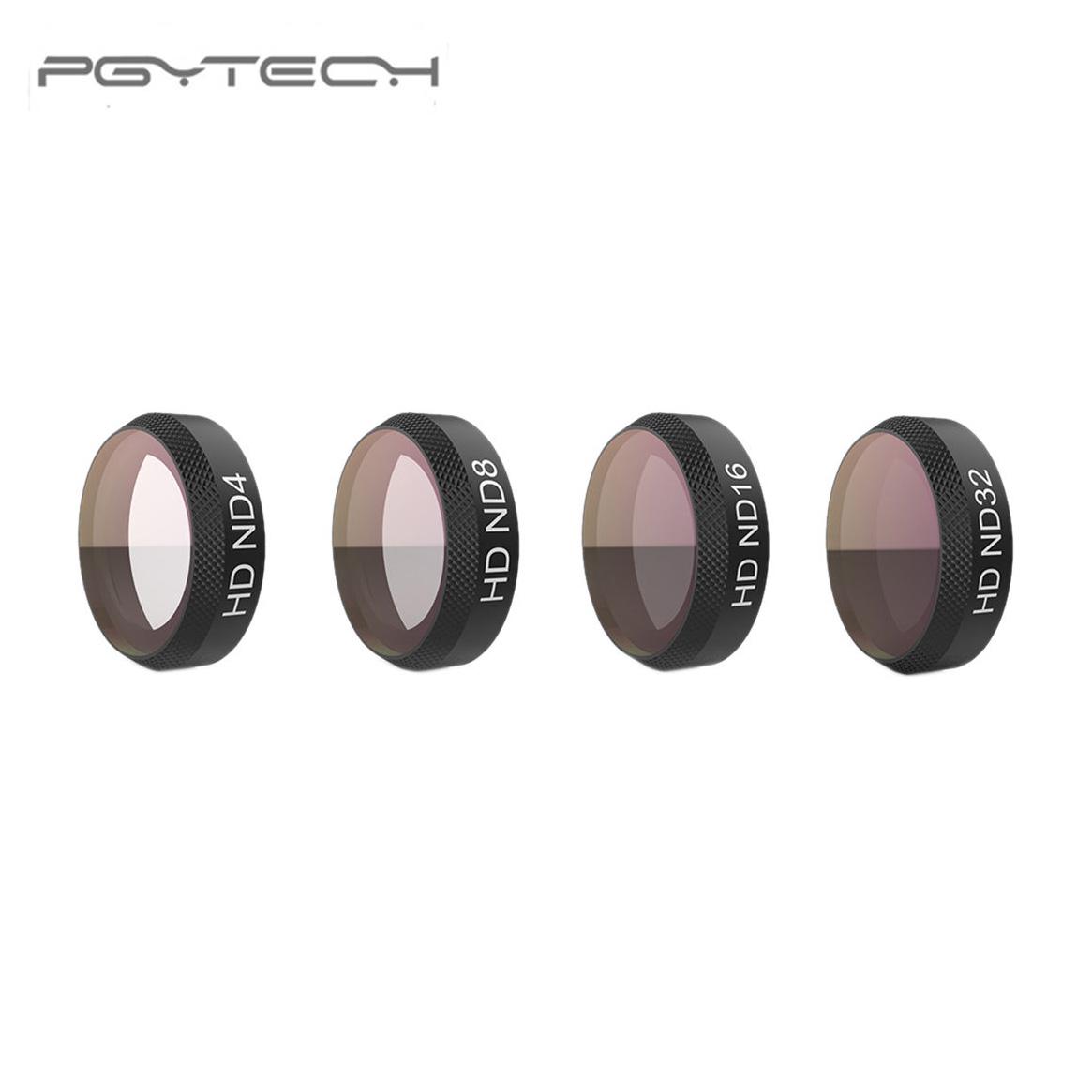 PGYTECH ND SET(G-ND4 8 16 32) Filter for DJI Mavic Air