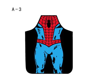 ผ้ากันเปื้อนแฟนซี ลาย Spiderman