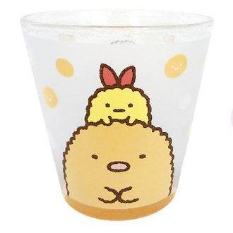 แก้วน้ำ Sumikko Gurashi (ทงคัตสึ)