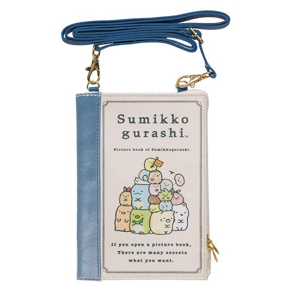 กระเป๋าแนวตั้ง Sumikko Gurashi