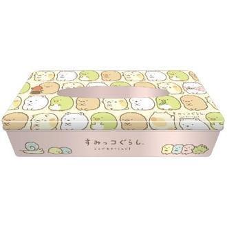 กล่องเหล็กใส่กระดาษทิชชู่ Sumikko Gurashi