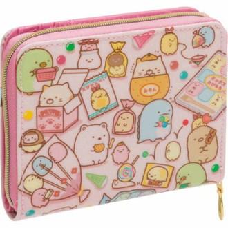 กระเป๋าสตางค์ Sumikko Gurashi ขนมหวาน