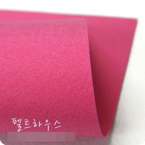 ผ้าสักหลาดเกาหลีสีพื้น hard poly colors 830 (Pre-order)ขนาด 90x110 cm/หลา