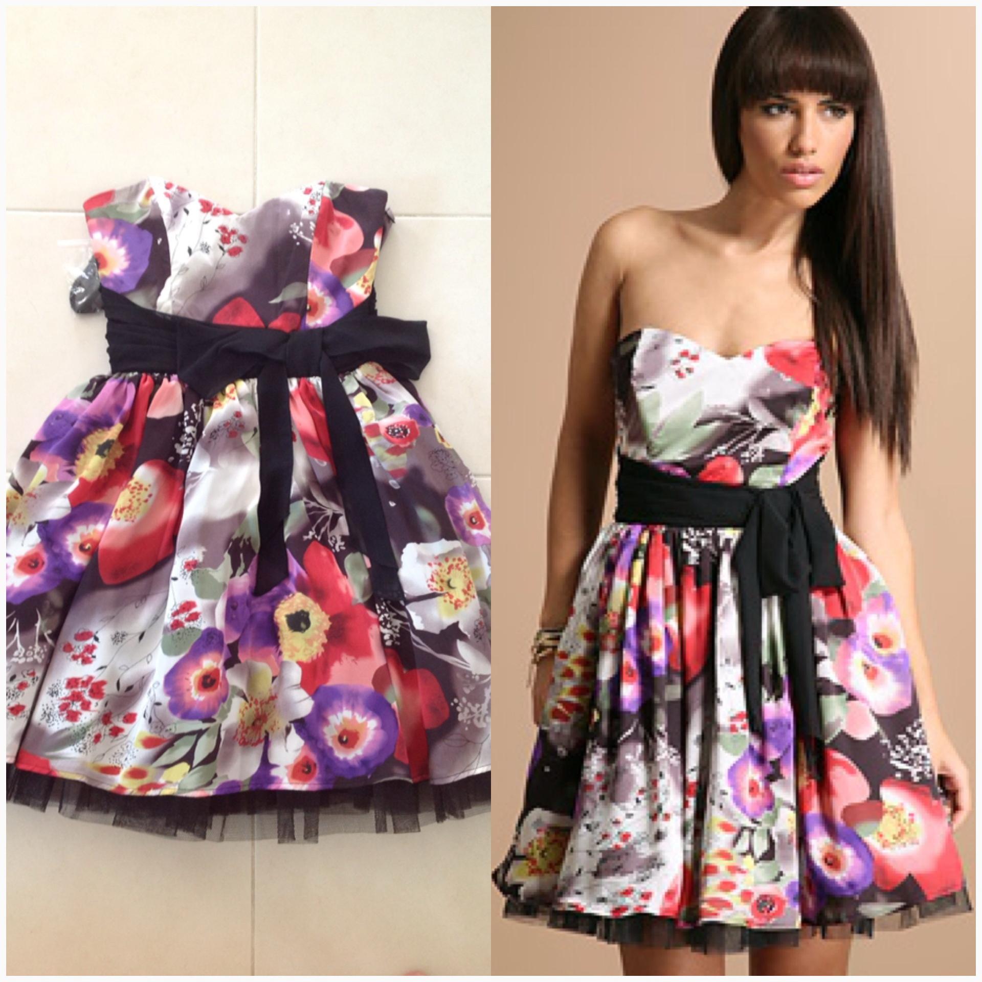 Lipsy Dress Size Uk8