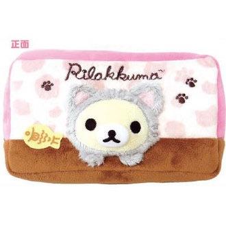 กระเป๋าใส่ของนุ่มนิ่ม Korilakkuma (2)