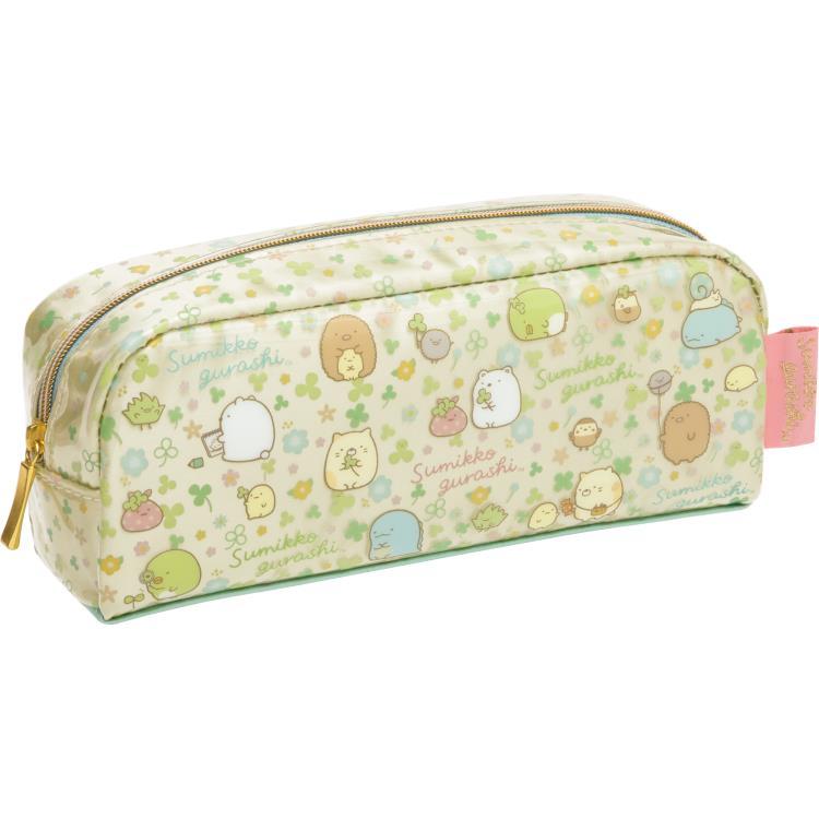กระเป๋าดินสอ Sumikko Gurashi สีเขียว