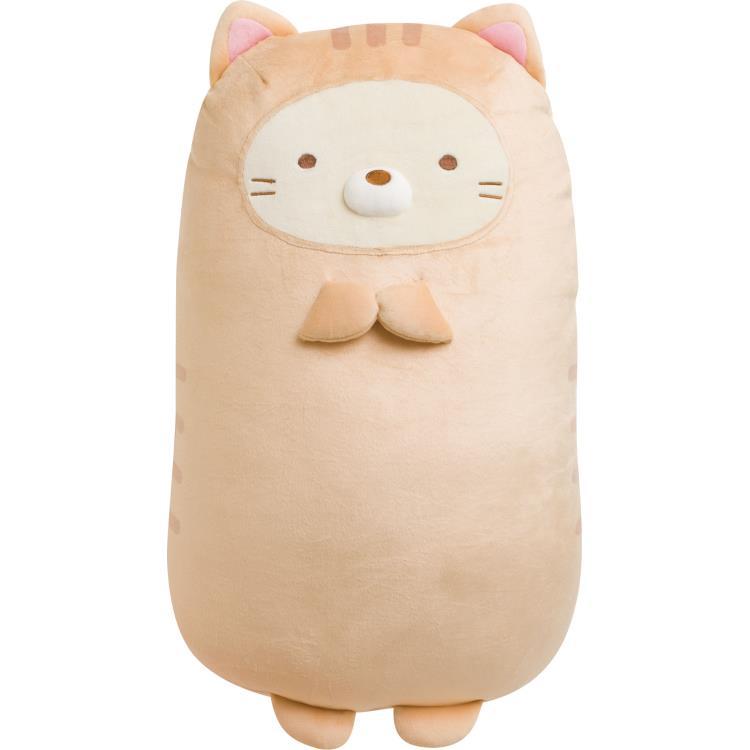 หมอนตุ๊กตายาว Sumikko Gurashi แมว